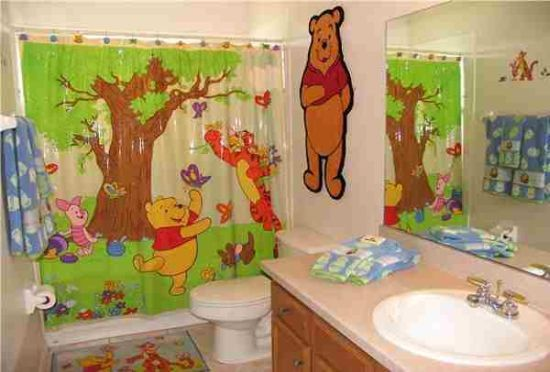 24 Cute Kids Bathroom Decor Design For Your Inspiration In 2020
