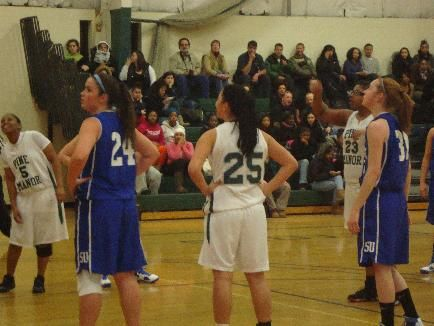 Athletic Facilities: Pine Manor Gymnasium is home to both PMC basketball and volleyball.