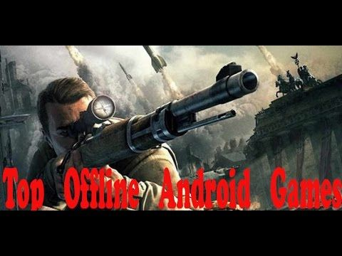 Top offline android games - best free games on android!