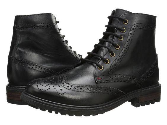 Ben Sherman Sanford - Brogue Toe Boot Men's Boots