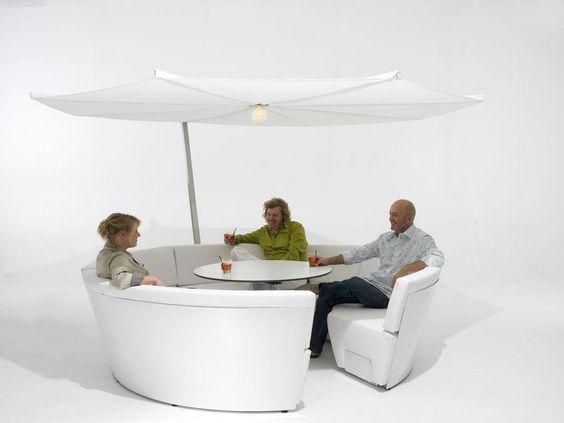 Kosmos & Parasol - Canapés - Mobilier Jardin - Jardin Chic