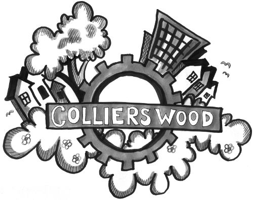 Colliers Wood Newsletter Logo