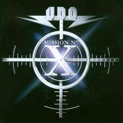 U.D.O. - Mission No X