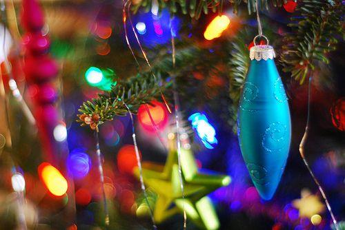 Love Christmas lights
