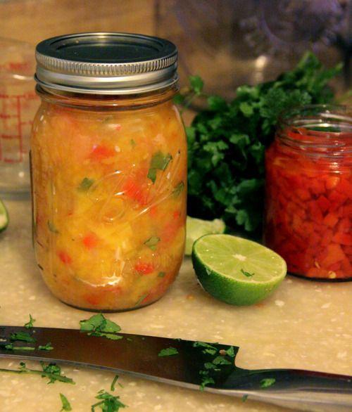 Mango Salsa recipe - Kitchen Oddity