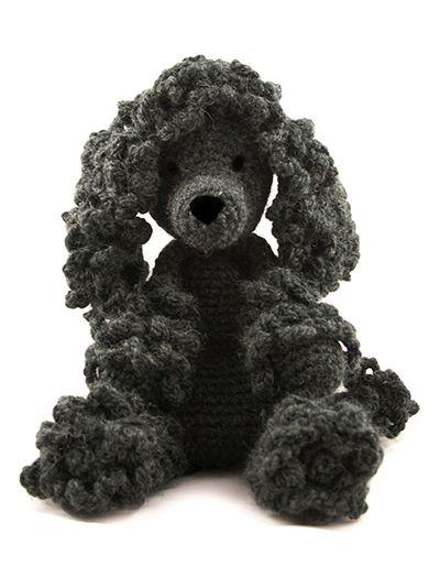 FREE Poodle Pattern Crochets&Knits Pinterest Toys ...