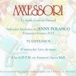 Axxessori presenta colección junto a Jenny Polanco