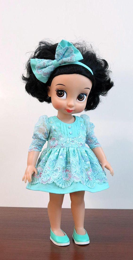 2 items Disney Animators doll clothes.