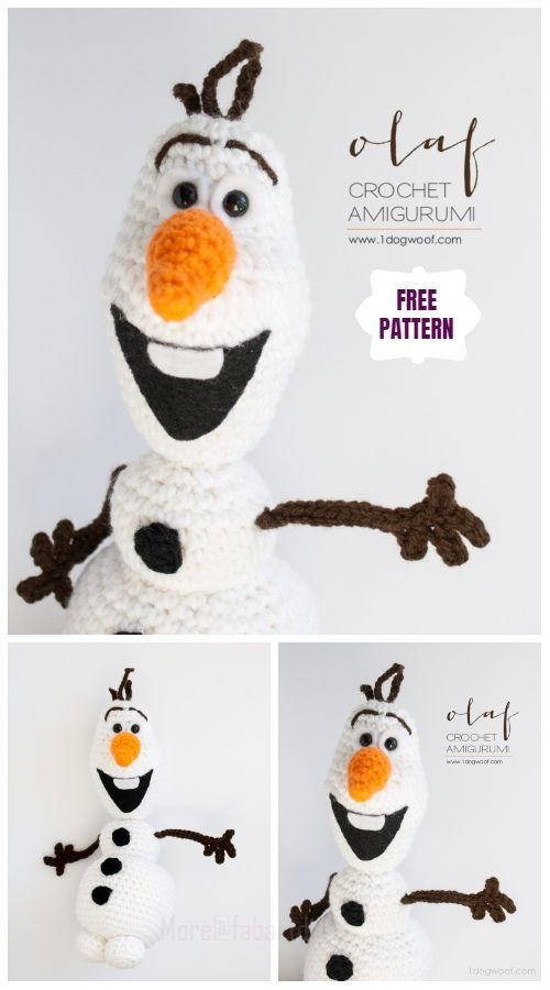 Free Crochet Amigurumi Patterns | 900x500