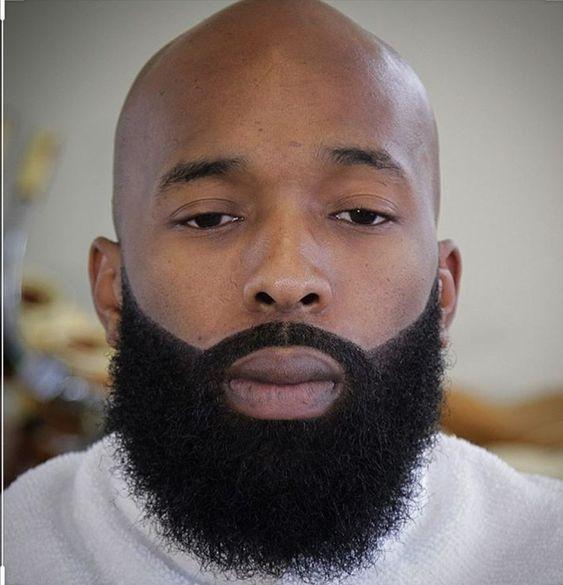 Clean Bald Haircut 2021