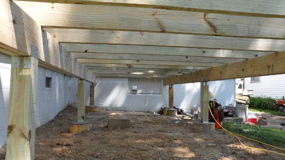 Pin By Chris Jones On Renovation Building A Deck Frame Building A Deck Deck Framing