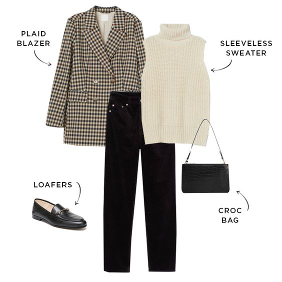 6 Ways to Wear Your Plaid Blazer and Our Favorites to Buy | The Everygirl