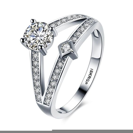 Fashion Accessories Platinum Ring Prices In Pakistan For New Wedding Rings Rings Jewelry Fashion Wedding Rings For Women Cheap Wedding Rings