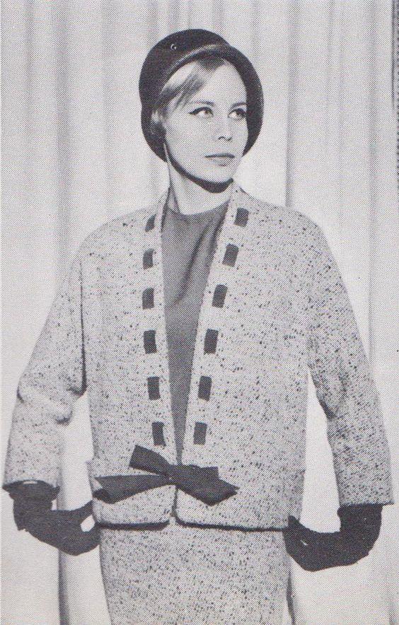 Jacques Griffe Votre Beaute - Spring 1961