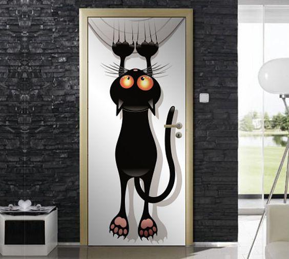 Tür Foto Dekofolie selbstklebend Türtapete Türposter Fototapete Türfolie 030 in…