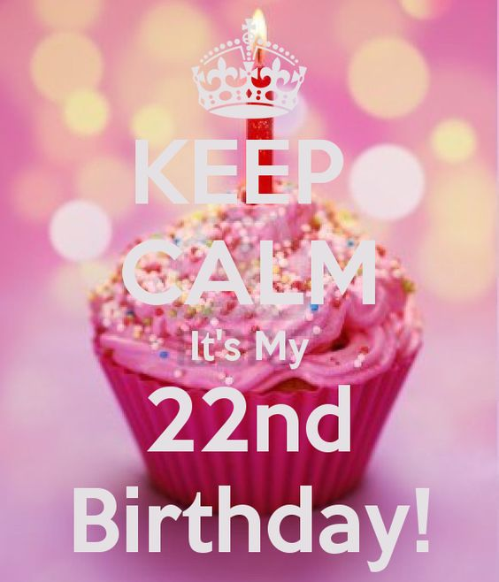 22nd Birthday Images - Google Search