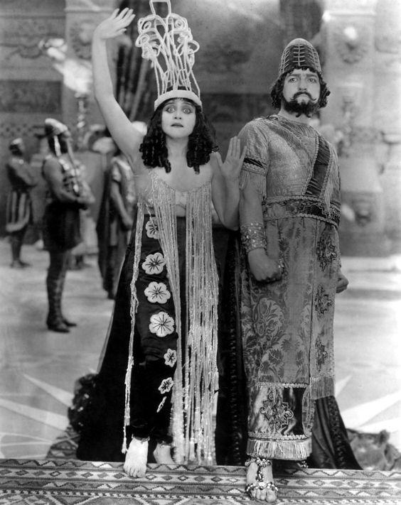 Theda Bara, Salome 1918