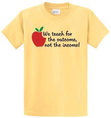 Best teacher, Teacher shirts and First names on Pinterest