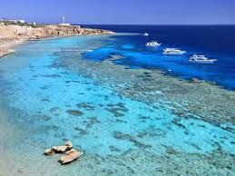 With All Tours Egypt Enjoy The Incredible Natural Views In The Red Sea Sharm El Sheikh Playas Bonitas Egipto