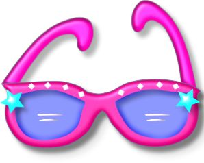 Summer Sunglasses Clip Art