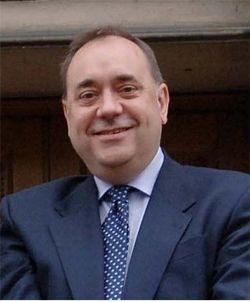 Alex Salmond: Stonewall wrong to call Cardinal O'Brien a 'bigot'