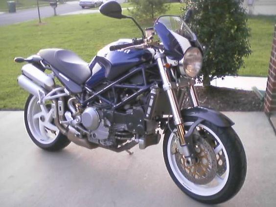 2004 Monster S4R