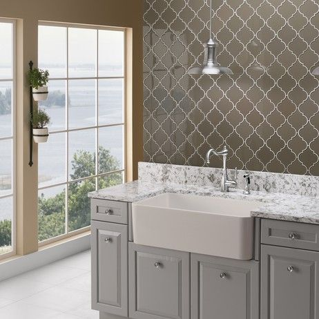 Attractive BLANCO CERANA Fireclay Sink. Love How This Sink Can Be Used In A .