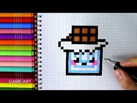 Top 5 Emojis Pixel Art Bonus Youtube Bonus Emojis