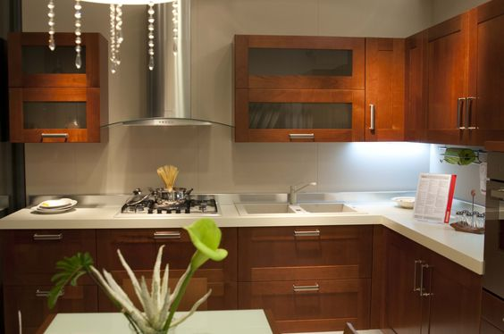 Cucine classiche in legno scavolini c o c i n a s k pinterest - Cucine in legno classiche ...
