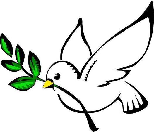 Ich bin für bedinungslosen Frieden, überall auf der Welt!