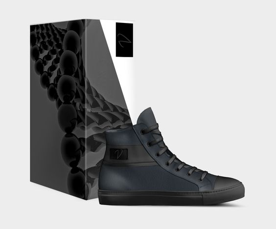 These shoes are awesome! Limited edition, Italian, handcrafted high tops.