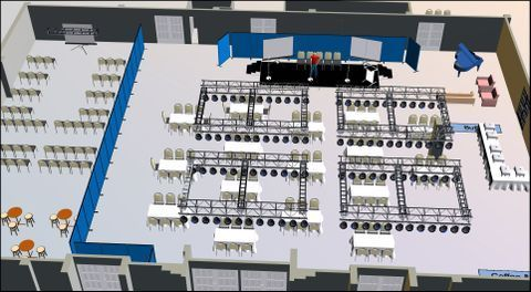 3d Event Layout Create The Best Event Floor Plans For A Particular
