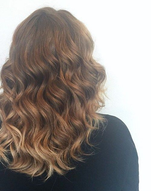 10 More Pretty Permed Hairstyles – Pop Perms Looks You Can Try!: #5. Loose waves perm