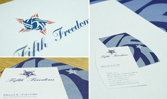 Fifth Freedom :: Stationery