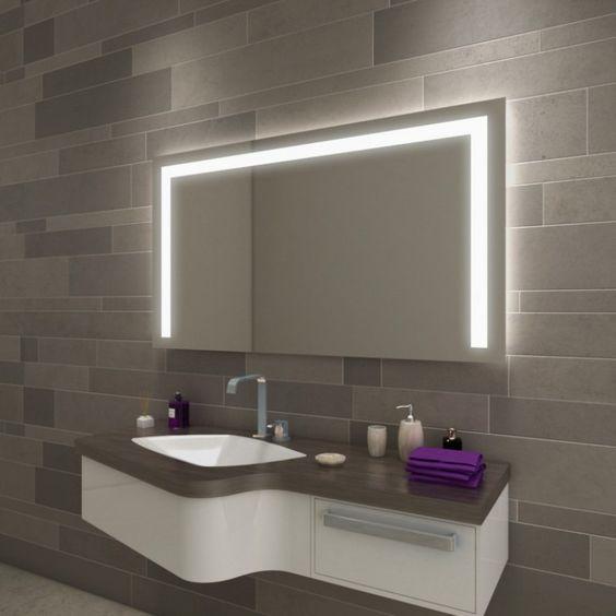 Badspiegel Mit Led Beleuchtung Green Bay M83l3 Led Spiegel Badspiegel Bad Beleuchtung Mit Bay Green Badezimmer S In 2020 Bathroom Mirror Living Room Mirrors Mirror
