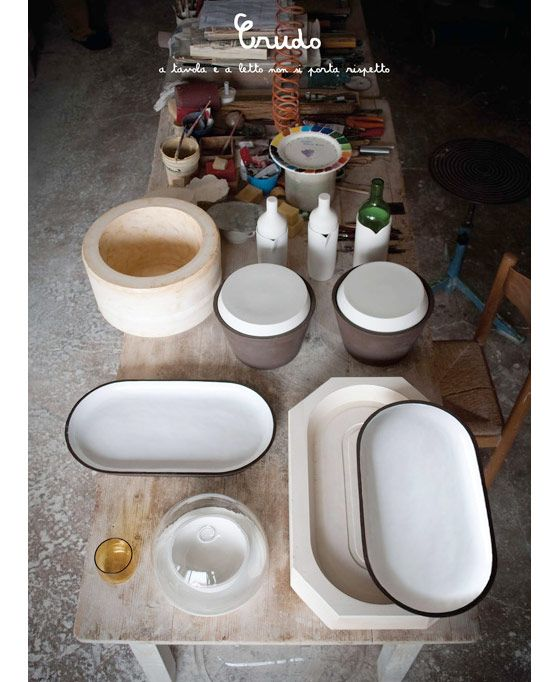 Crudo ceramics slump mold need one ceramic for Diy ceramic plates