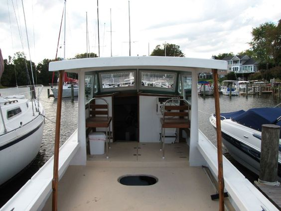 1987 Nauset Downeast Cruiser Power Boat For Sale - www.yachtworld.com