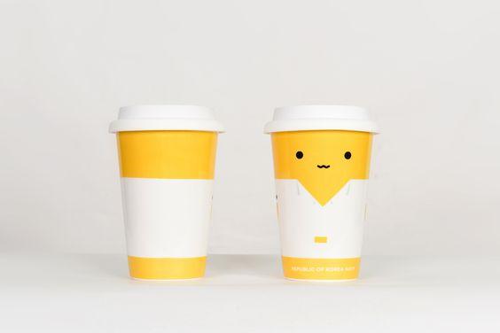 Product design : ROKN Sailors Eco Mug Cup on Behance