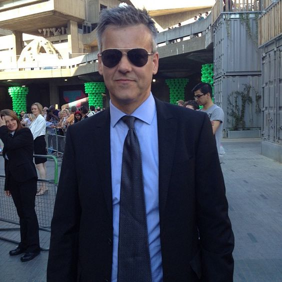 Rupert Graves at BAFTA's 5-27-12. He is looking good in those shades. :)