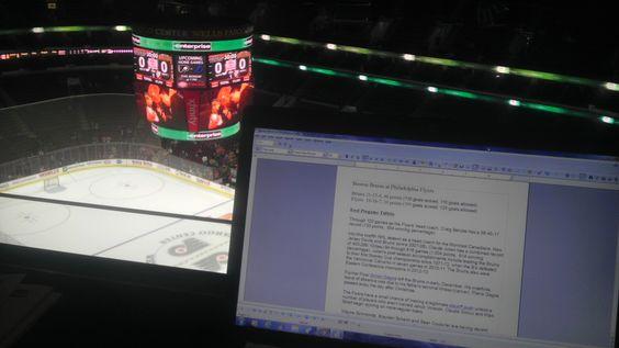 Inside Access: Boston Bruins vs. Philadelphia Flyers http://sean--obrien.blogspot.com/2015/01/inside-access-boston-bruins-vs.html