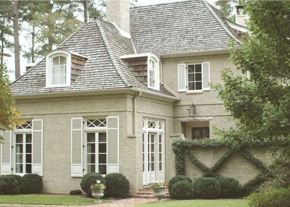 Classic French Residential Architecture In Birmingham Al