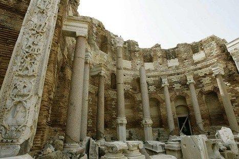 Libya's 'pearl of the desert' among sites added to UN danger list - ICOM UK | Museum & heritage news - Actualités & découvertes musées et patrimoine | Scoop.it