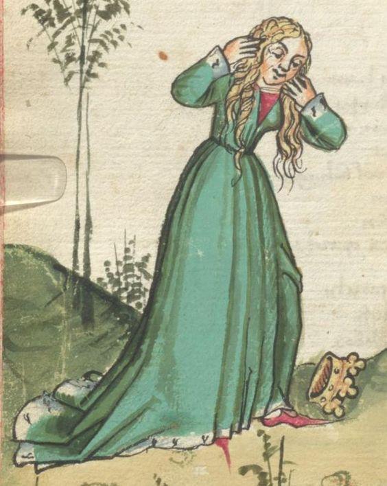 Ms. germ. qu. 12 - Die sieben weisen Meister SchreiberHans <Dirmstein> ErschienenFrankfurt, 1471 Folio 69v
