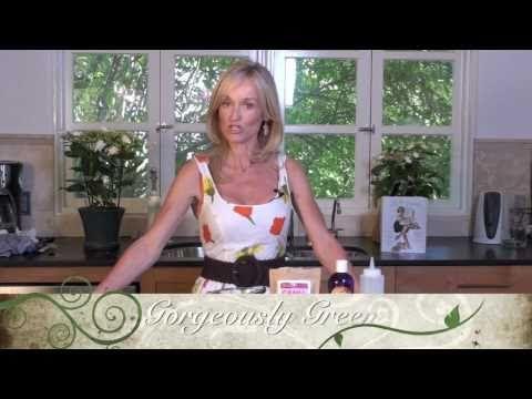 Homemade Organic Vitamin C Serum from @Gorgeously Green