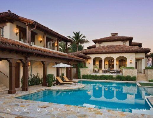 spanish pool