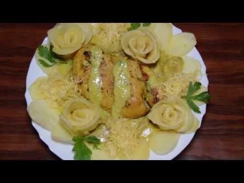 طبق رئيسي بنصف صدر دجاج فقط يستاهل تجربوه جديد اطباق رمضان Youtube Food Chicken Meat