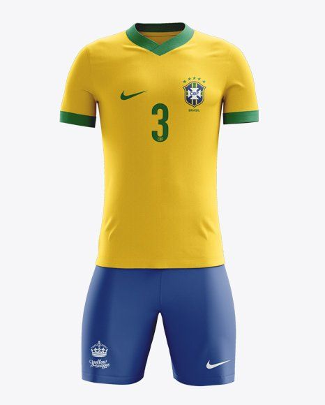 620+ Free Mockup Jersey Soccer DXF Include