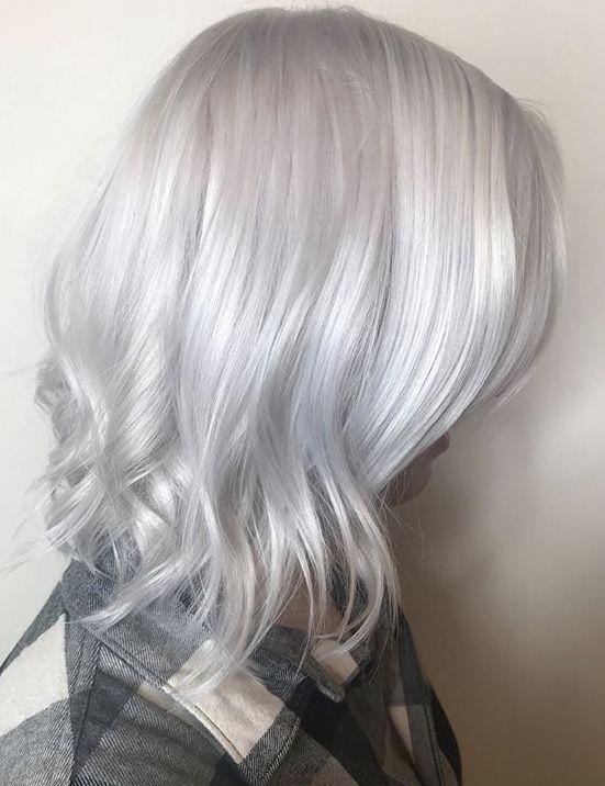 Platinum Blonde Salonedenofraleigh Raleighstylist Ncstylist