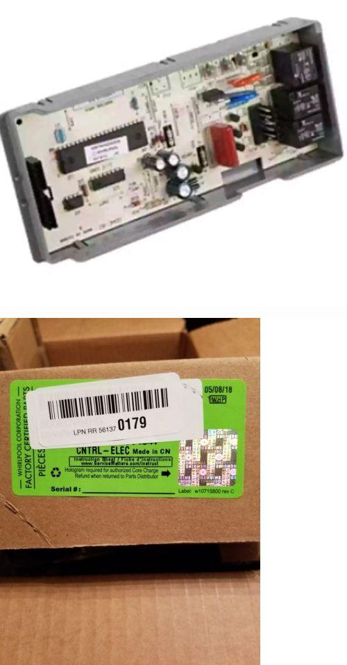 Wp8564547 Whirlpool Dishwasher Control Board Whirlpool Dishwasher Dishwasher Parts Whirlpool