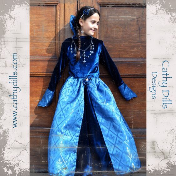"""Tudor dress"" by Cathy Dills.  Inspiring myself in Queen Catalina de Aragón (Catherine of Aragon)."